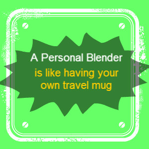What is a personal Blender