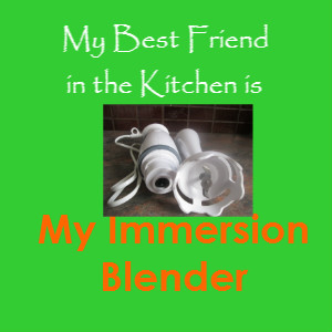 What is an immersion blender