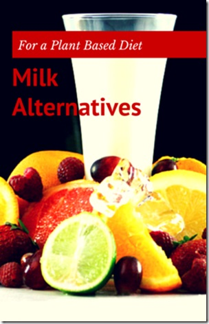 Non Dairy Milk Alternatives
