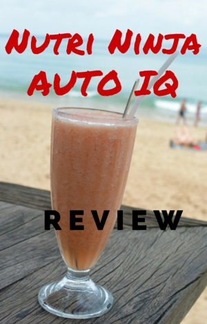 Nutri Ninja AUTO IQ Review