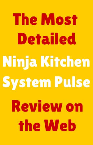 Ninja Kitchen System Pulse Review