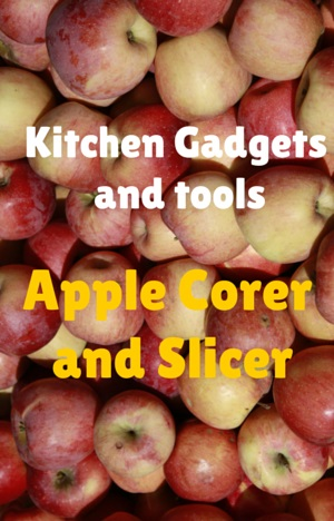 Apple Slicer and corer