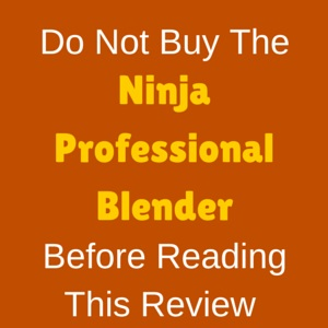 Total Crushing Ninja Professional Blender BL610 Review