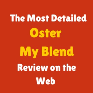 Oster BLSTPB-WBL My Blend Review