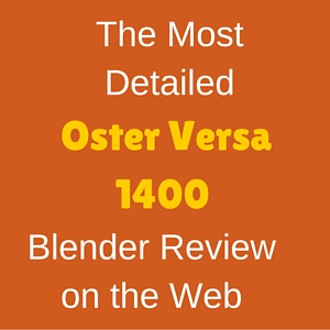 Oster VErsa 1400 Review